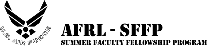 U.S. Air Force Research Lab Summer Faculty Fellowship Program